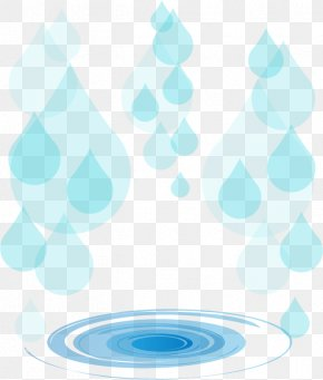 Blue Water Drop Watermark - Blue Drop Google Images Search Engine PNG