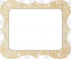 Picture Frame Rectangle - Picture Frame PNG