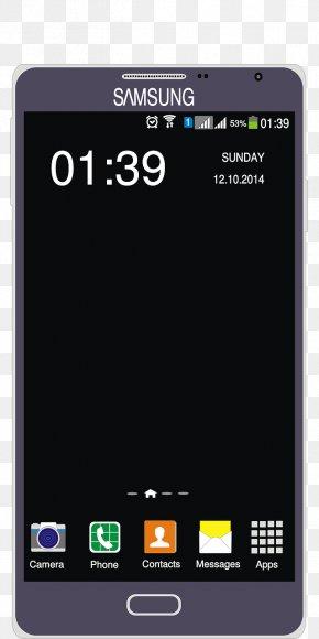Samsung Handphone - Samsung Galaxy Note II Smartphone Information Telephone PNG