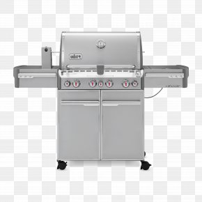 Barbecue - Barbecue Grilling Weber-Stephen Products Weber Spirit II E-310 Gasgrill PNG