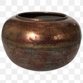 Copper Pot - Patina Furniture Copper Ceramic Pottery PNG
