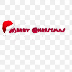 Best Free Merry Christmas Image - Text Christmas PNG