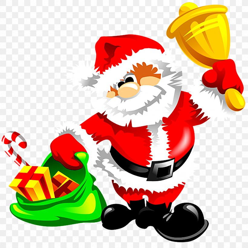 New Year Santa Claus Ded Moroz Animation Christmas, PNG, 2362x2362px, New Year, Animation, Christmas, Christmas Decoration, Christmas Ornament Download Free