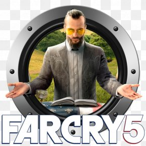 Logo Far Cry 5 - Far Cry 5 Far Cry 3 Far Cry 4 Ubisoft Video Game PNG