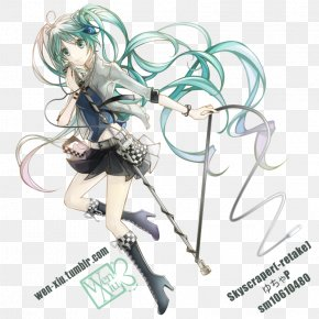 Hatsune Miku - Hatsune Miku Drawing Vocaloid Sketchbook PNG