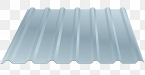 Roof - Metal Roof Panelling Wall Panel PNG