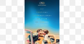 Festival Poster - 2018 Cannes Film Festival Film Producer Actor PNG