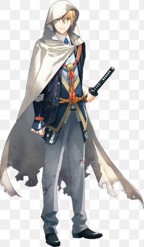 Cosplay - Touken Ranbu Yamanbagiri Kunihiro Cosplay Costume Kogitsunemaru PNG