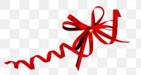 Ribbon - Ribbon Red Clip Art PNG