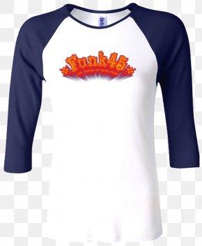 T-shirt - T-shirt Hoodie Raglan Sleeve PNG