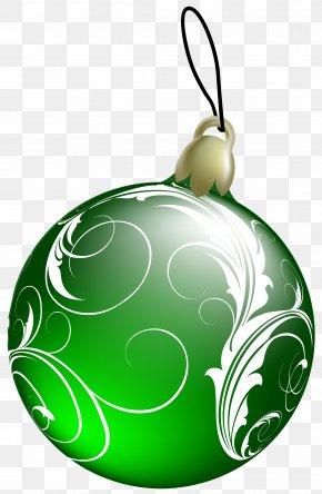 Smoking - Christmas Ornament Ball Clip Art PNG