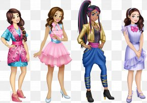 Style Costume - Doll Barbie Toy Fashion Design Fashion PNG
