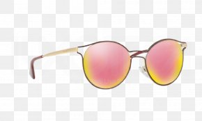 Grey GogglesSunglasses - Sunglasses Prada PR 53SS Pale Gold PNG