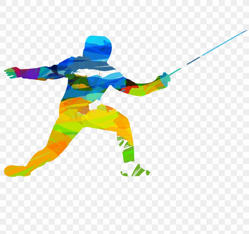 2016 Summer Olympics 2012 Summer Olympics 1984 Summer Olympics Rio De Janeiro Fencing At The Summer Olympics, PNG, 7240x6815px, 1984 Summer Olympics, Alaaeldin Abouelkassem, Art, Clothing, Fencing Download Free