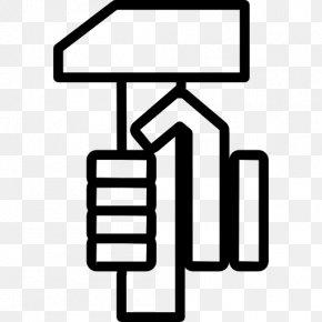 Hammer - Tool Hammer Shovel PNG