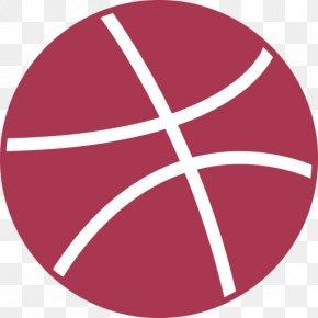 Social Media - Dribbble Logo Graphic Design Social Media PNG