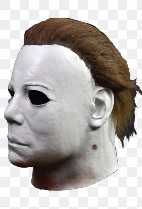 Michael Myers - Michael Myers Mask Halloween Film Series Costume PNG