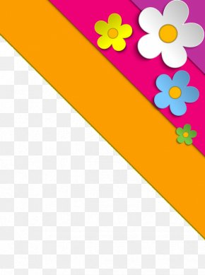 Colored Lines Flowers Background - Royalty-free Euclidean Vector Clip Art PNG