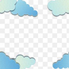 Vector Wave Point Cloud - Balloon Euclidean Vector PNG