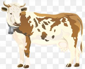 Cow Clip Art Image - Cattle Clip Art PNG