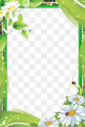 Love Frame Transparent Image - Paper Picture Frame Flower Clip Art PNG