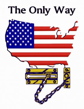 Illegal Cliparts - Flag Of The United States United States Nationality Law Independence Day Clip Art PNG