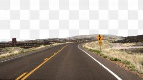 Cement Road - Car Road PNG