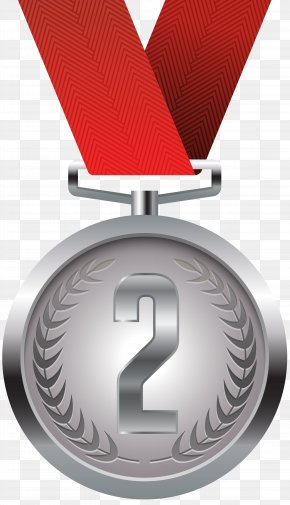 Silver Medal Clip Art - Gold Medal Silver Medal Clip Art PNG