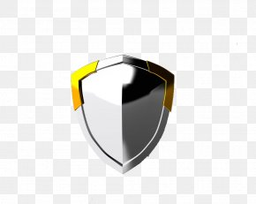 Metal Shield - Metal Silver Shield PNG