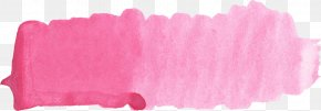 Watercolor Pink - Pink Magenta PNG