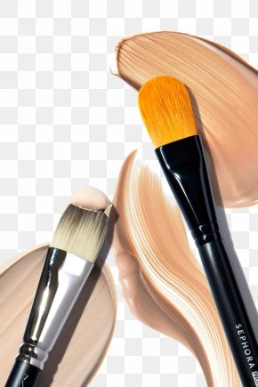 Paste Traces - Makeup Brush Cosmetics Rouge PNG