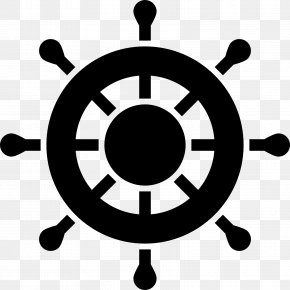 Ship - Ship's Wheel Rudder Computer Icons Clip Art PNG