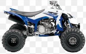 Yamaha - Yamaha Motor Company Yamaha YFZ450 All-terrain Vehicle Motorcycle Honda PNG
