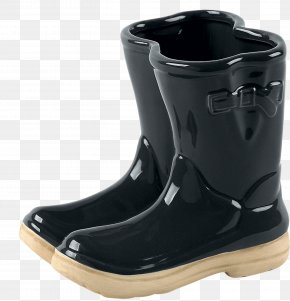 Stylish Black Boots - Fashion Accessory Interior Design Services Boot Home PNG