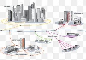 Wifi Home - Fiber To The X Internet Fiber To The Premises Computer Network Optical Fiber PNG
