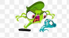 Frog - Tree Frog Clip Art PNG