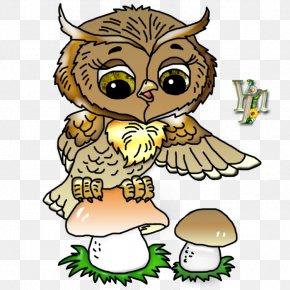 Child - Drawing Child Owl Cartoon Clip Art PNG