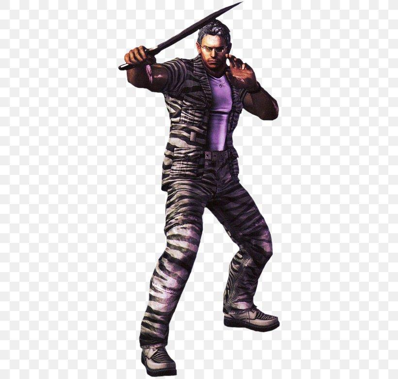 Resident Evil 5 Chris Redfield Albert Wesker Claire Redfield