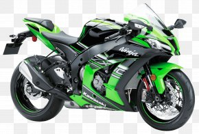 Kawasaki Ninja Green Motorcycle Bike - FIM Superbike World Championship Kawasaki Ninja ZX-10R Kawasaki Ninja ZX-14 Kawasaki Motorcycles PNG