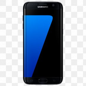 Samsung Galaxy Edge - Samsung GALAXY S7 Edge Telephone 4G Android PNG