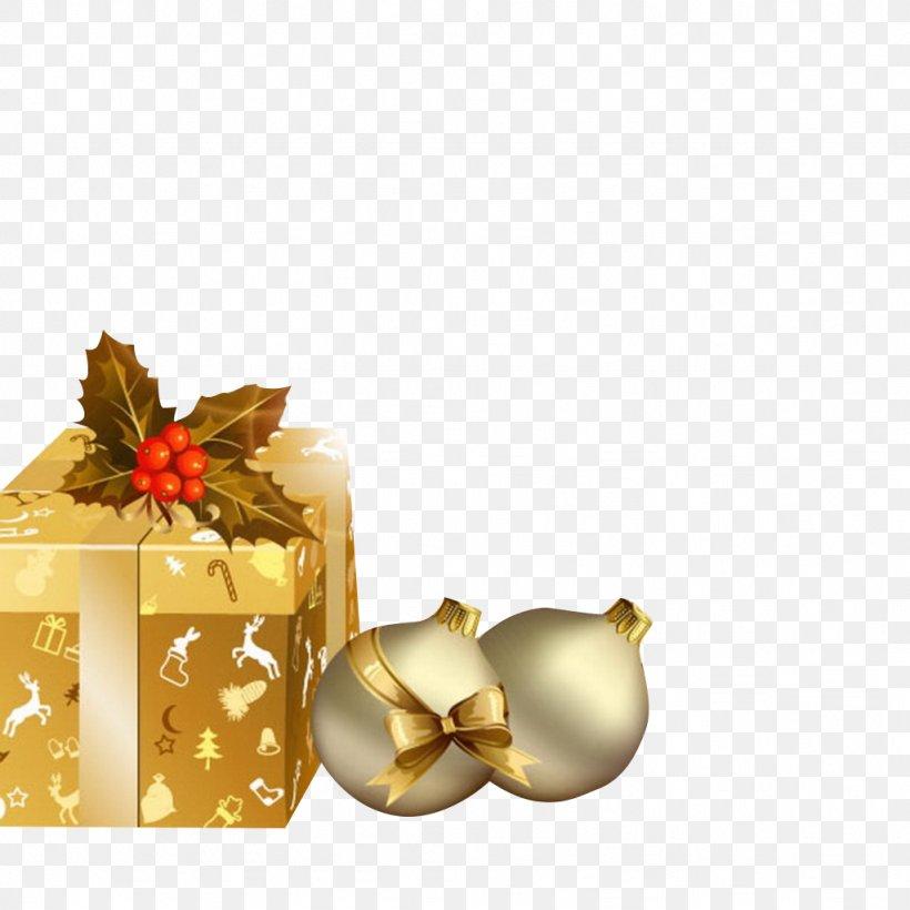 Christmas Gift Christmas Gift New Year Santa Claus, PNG, 1024x1024px, Santa Claus, Bombka, Christmas, Christmas Decoration, Christmas Ornament Download Free