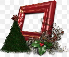 Christmas Tree - Christmas Tree Christmas Ornament Ded Moroz Picture Frames New Year Tree PNG