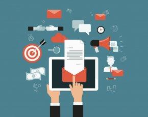 Marketing - Email Marketing Electronic Mailing List Marketing Automation PNG