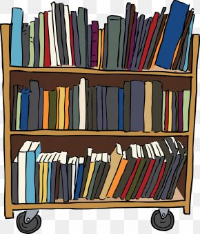 Book - Library Book Clip Art PNG