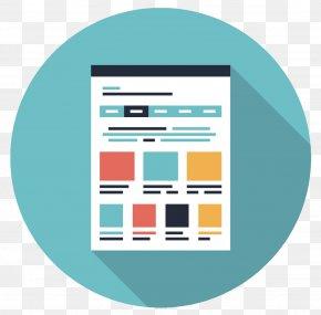 Web Design - Web Page Responsive Web Design Web Template Website PNG