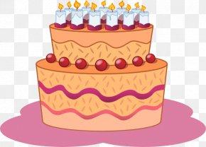 Linhas Tortas - Cupcake Birthday Cake Clip Art PNG