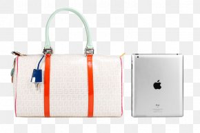 Handbag With Tablet PC - IPad Microsoft Tablet PC Macintosh Apple PNG