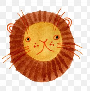 Lion - Lion Cartoon Illustration PNG