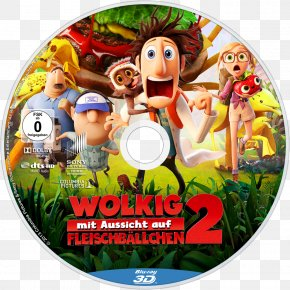Cloudy With A Chance Of Meatballs - Flint Lockwood Chester V YouTube Sam Sparks Cloudy With A Chance Of Meatballs PNG