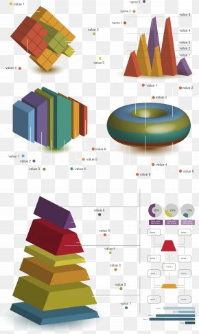 Vector PPT Chart - Brand Graphic Design Diagram Pattern PNG